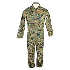 SOC Flight Suit Large Marpat Green