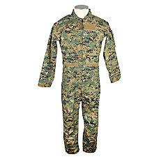 SOC Flight Suit Small Marpat Green