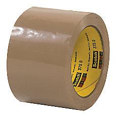 Scotch 375 Box Sealing Tape 3
