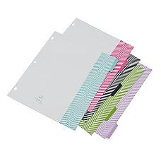See Jane Work 5 Tab Dividers