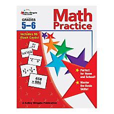 Kelley Wingate Math Practice Workbook Grades