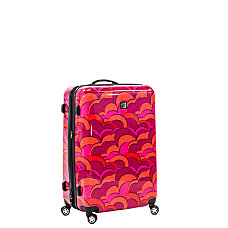 ful Ridgeline ABS Upright Rolling Suitcase