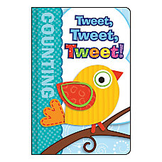 Brighter Child Books Tweet Tweet Tweet