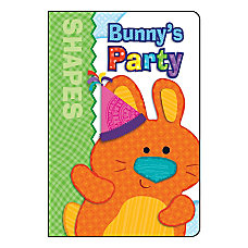 Brighter Child Books Bunnys Party
