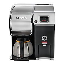 Keurig Bolt Carafe Brewing System BlackSilver