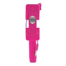 iPlanet Mini Cable Selfie Stick Pink