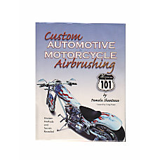 Iwata Custom Automotive Motorcycle Airbrushing