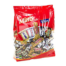 Mars Chocolate Mix 52 Oz Bag