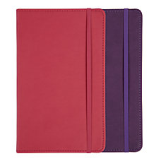 FORAY Colorblock Journal Flexible Leatherette 5