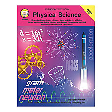 Mark Twain Physical Science Workbook Grades