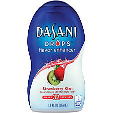 Dasani Drops Strawberry Kiwi 19 Oz