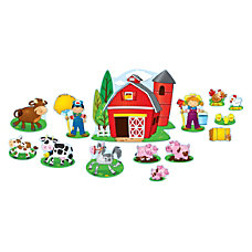 Carson Dellosa Farm Bulletin Board Set