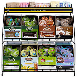 Keurig Wire Rack For 8 K Cup Pods Boxes By Office Depot