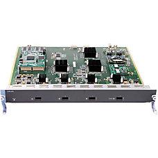 D Link 4 Port XFP Module