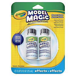 Model Magic Glossy Shine Glaze 2