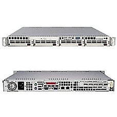 Supermicro SC813MT 300C Chassis