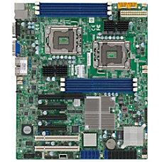 Supermicro X8DTL 6 Server Motherboard Intel