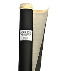 Lyons Black Canvas Roll 63 x