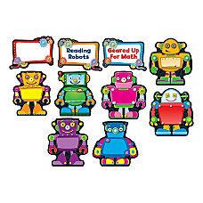 Carson Dellosa Robot Talkers Bulletin Board