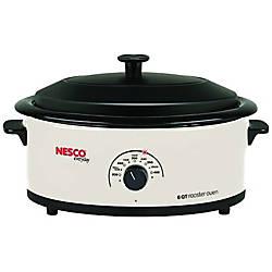 Nesco 4816 14 6 Quart Roaster
