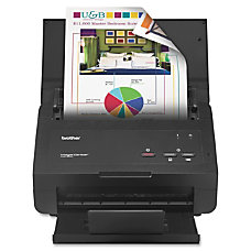 Brother ImageCenter ADS 2000 Sheetfed Scanner