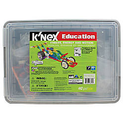 KNEX Education Forces Energy And Motion