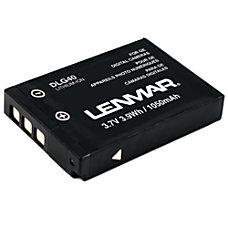 Lenmar DLG40 Lithium Ion Digital Camera