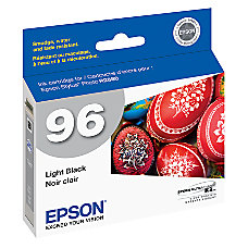 Epson 96 T096720 UltraChrome K3 Light