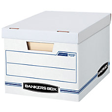 Bankers Box StorFile Basic Strength 65percent