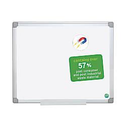 MasterVision Earth Platinum Pure White 57percent