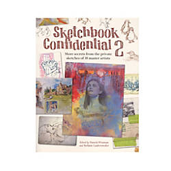 North Light Sketchbook Confidential