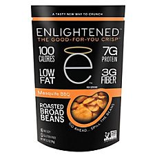 Enlightened Broad Bean Crisps BBQ 35