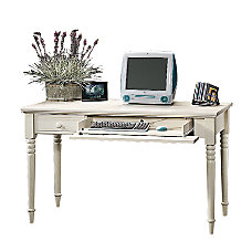 Sauder Harbor View Collection Writing Desk