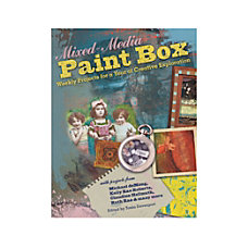 North Light Mixed Media Paint Box