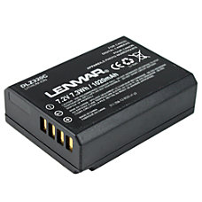 Lenmar DLZ320C Lithium Ion Camera Battery