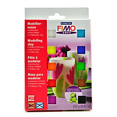 Fimo Soft Polymer Clay Blocks 1
