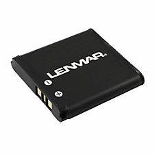 Lenmar LIZ330CP Lithium Ion Camcorder Battery