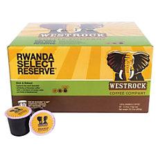 Westrock Rwanda Select Reserve Dark Roast