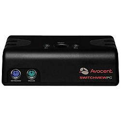 Avocent SwitchView 100 2 Port PS2