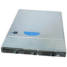 Intel SR1600URRNA Barebone System 1U Rack