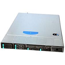 Intel SR1625URSASRNA Barebone System 1U Rack