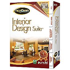 Punch Interior Design Suite Traditional Disc