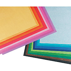 Pacon Spectra Assorted Color Tissue Pack