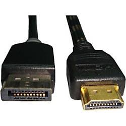 Unirise 3ft Displayport Male to HDMI