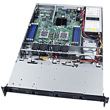 Intel SR1695WBACNA Barebone System 1U Rack