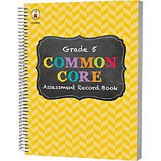 Carson Dellosa Common Core Assessment Record