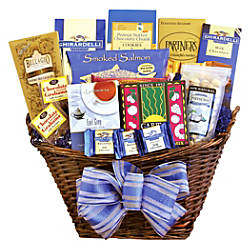 givens gift basket the kosher gourmet 8 lb by office depot