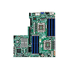 Supermicro X8DTU Server Motherboard Intel 5520