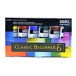 Liquitex Classic Heavy Body Beginner Acrylic