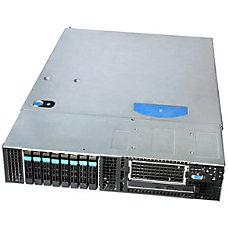 Intel SR2625URBRPRNA Barebone System 2U Rack